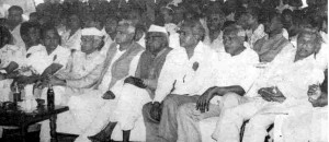 With Haryana freedom fighters Comrade Rampyara, Dr. Shanti Swarup,  Sh. Ishwar Chand & Dr. Krishna